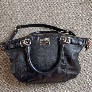 Coach Madison Leather Sophia 18609 Satchel Bag